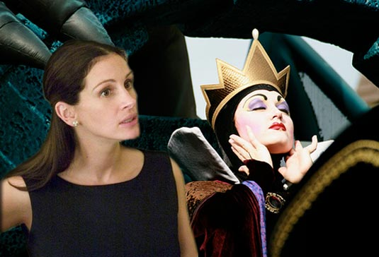 Julia Roberts to play Evil Queen in 'Snow White'