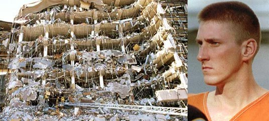 1995 Oklahoma City bombing, Timothy McVeigh