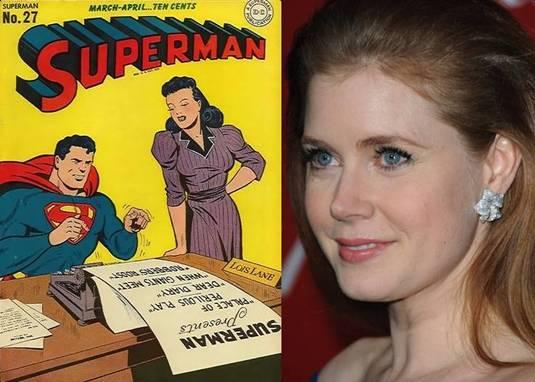 Amy Adams, Superman: Man of Steel