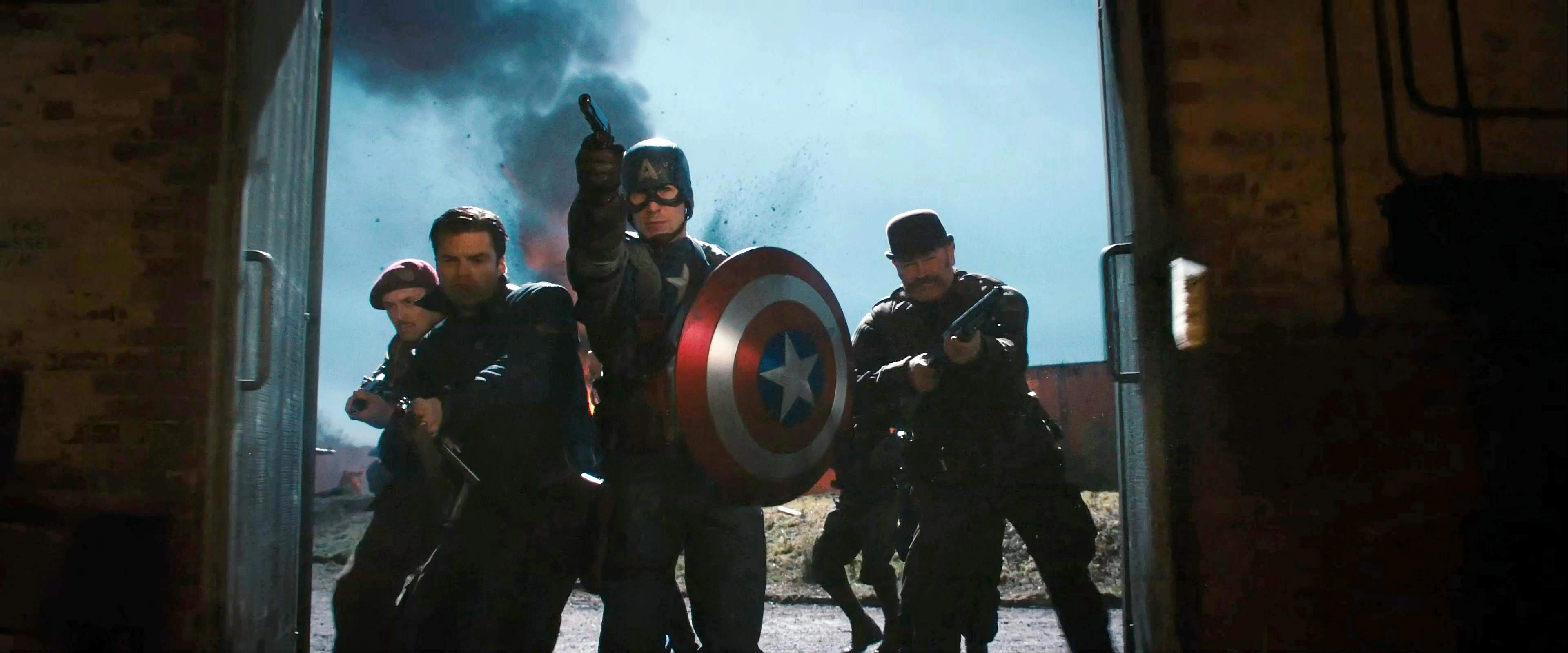 Image result for captain america the first avenger shot