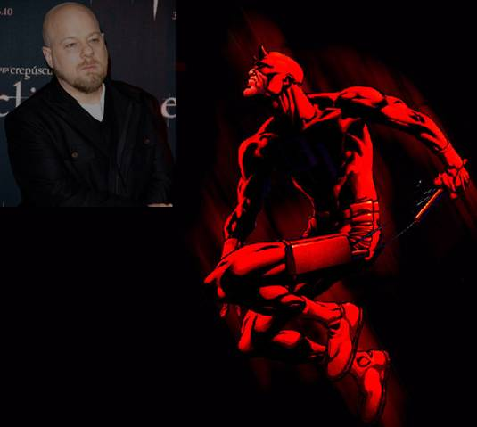 David Slade, Daredevil