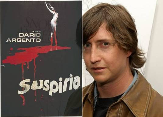 David Gordon, Suspiria