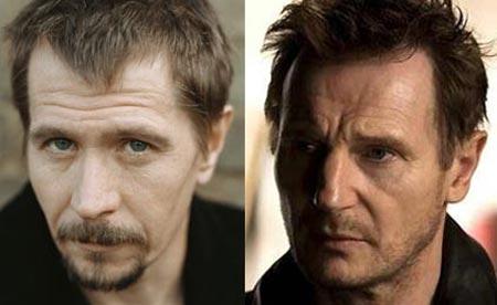 Gary Oldman, Liam Neeson