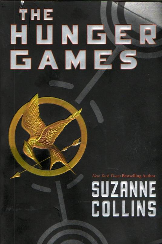 Hunger Games, Cover