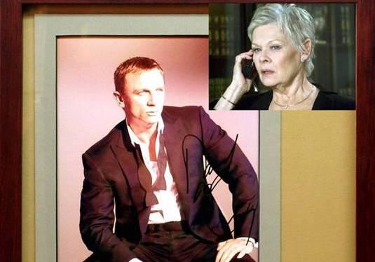 Judi Dench, James Bond 23
