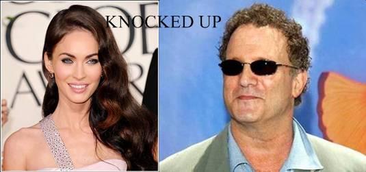 Megan Fox, Albert Brooks, Knocked Up