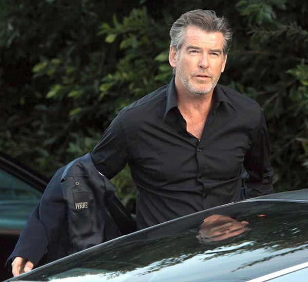 Pierce Brosnan in a Sussane Bier's Romantic Comedy 'All You Need ...