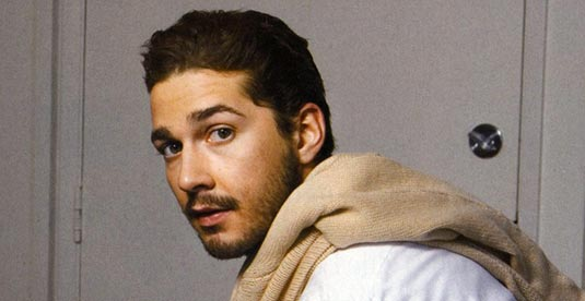 shia labeouf 2011 girlfriend. Shia LaBeouf will star in