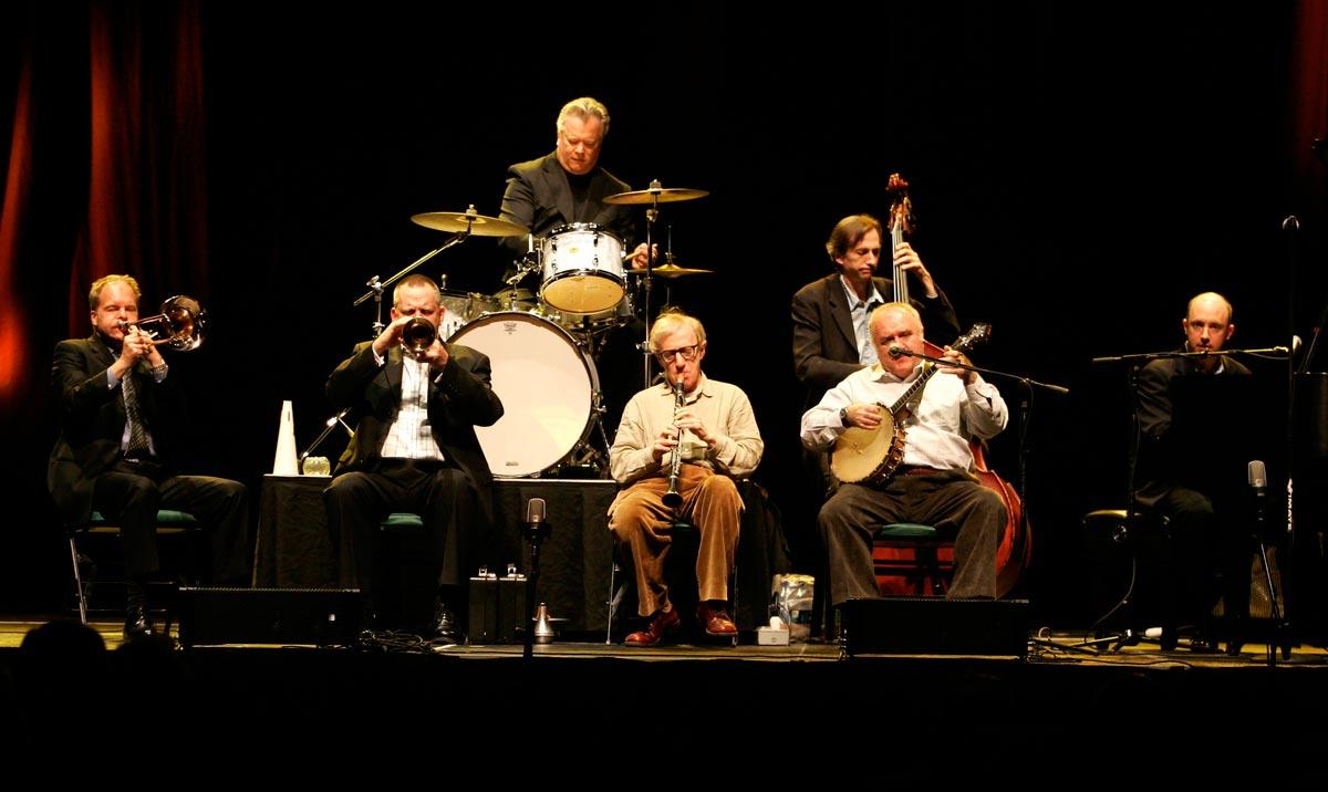 Woody Allen | Jazz Band