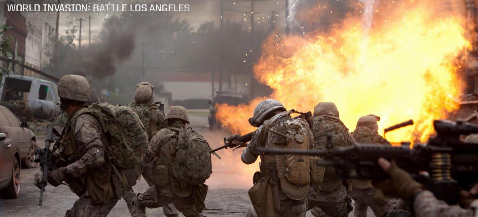 Battle For La