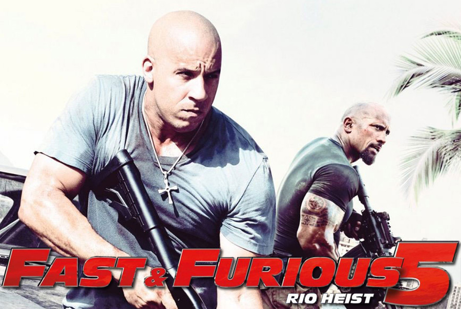 new fast five poster. New Fast and Furious 5 Poster