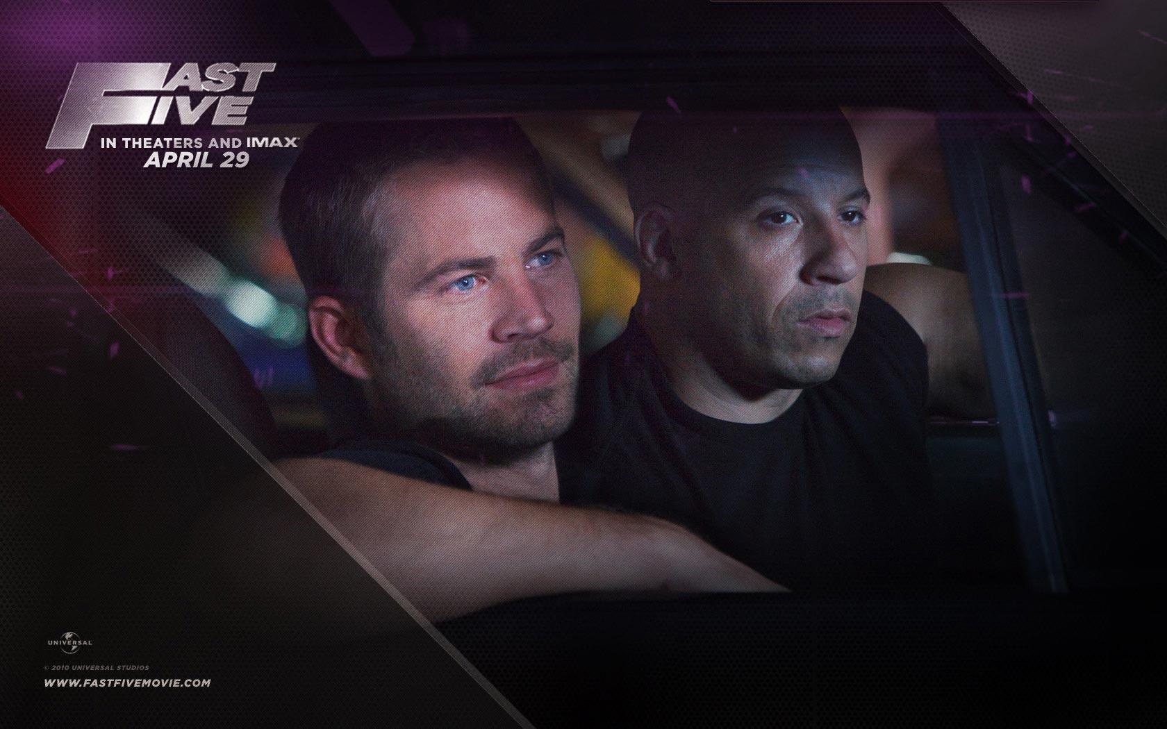 Four Fast Five Tv Spots Filmofilia