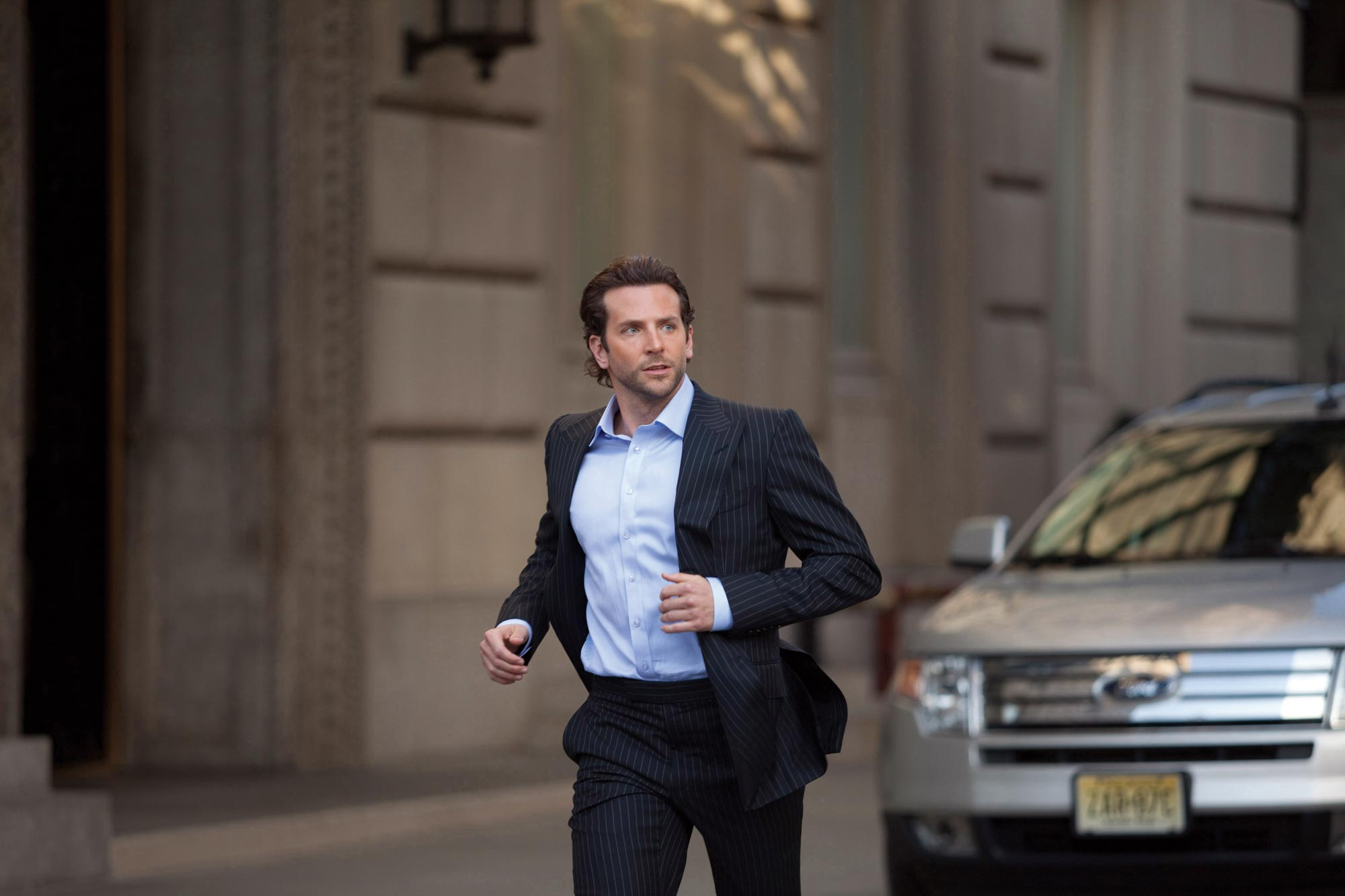 Bradley Cooper in Limitless