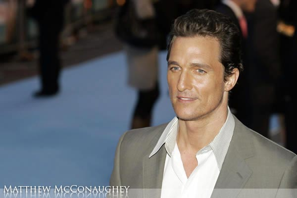 Matthew Mcconaughey To Star In The Dallas Buyer S Club