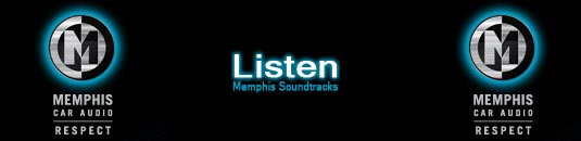 Listen Memphis Car Audio Soundtracks