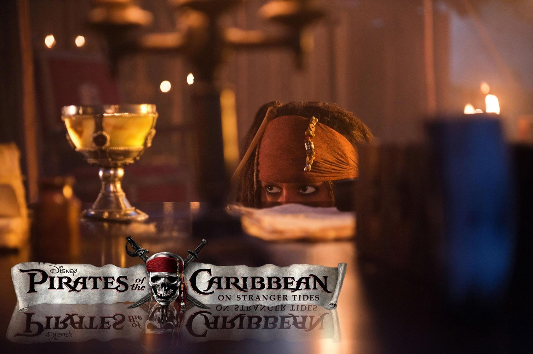 New Pirates Of The Caribbean 4 Theatrical Trailer Filmofilia