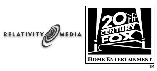 Relativity Teams With Twentieth Century Fox Home Entertainment