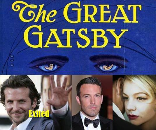 Ben Affleck, The Great Gatsby Movie