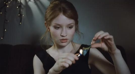 Emily Browning in Julia Leigh's Sleeping Beauty