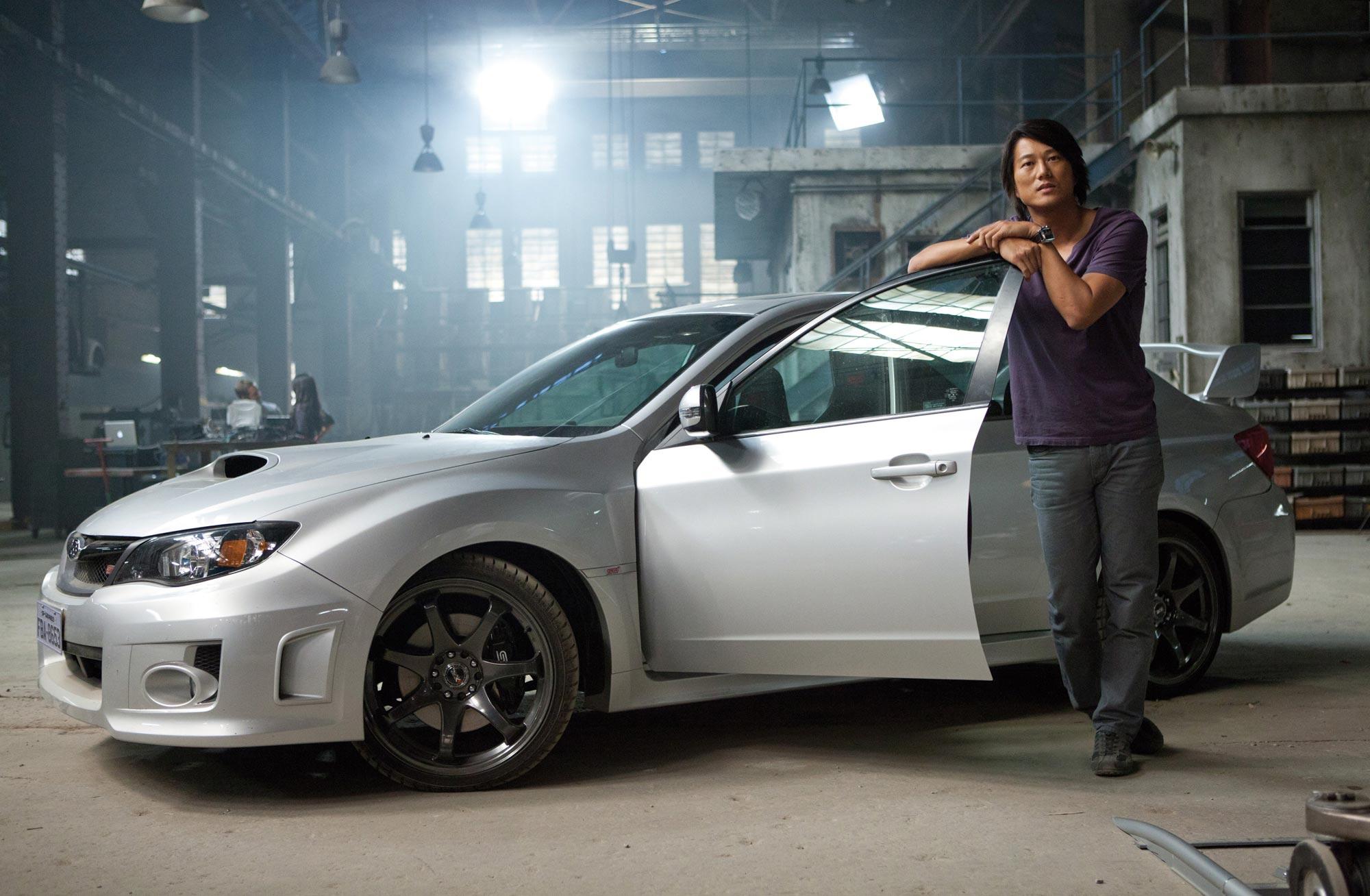 Fast and Furious 5, Sung Kang (Han)