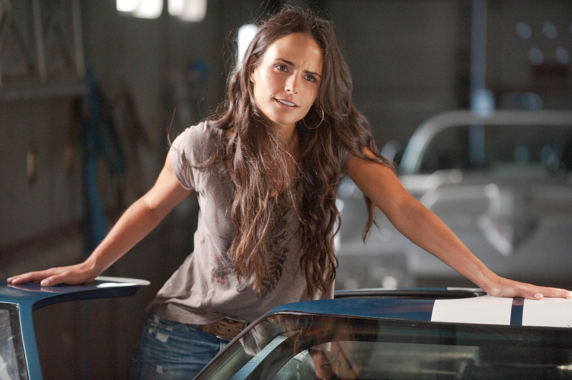Fast and Furious 5, Gal Gadot