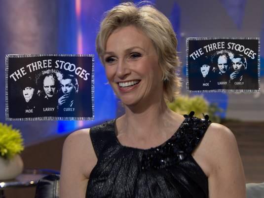 Jane Lynch,The Three Stooges