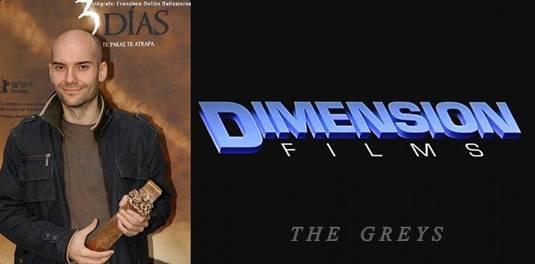 Javier Gutierrez, The Greys