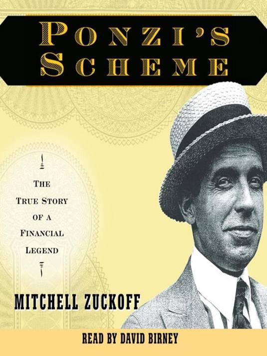 Ponzi's Scheme, Cover