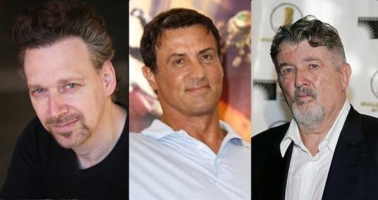 Wayne Kramer, Sylvester Stallone, Walter Hill