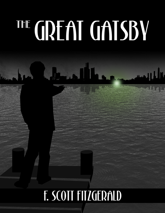 The Great Gatsby, Cover