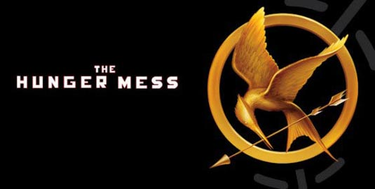 The Hunger Games/Mess
