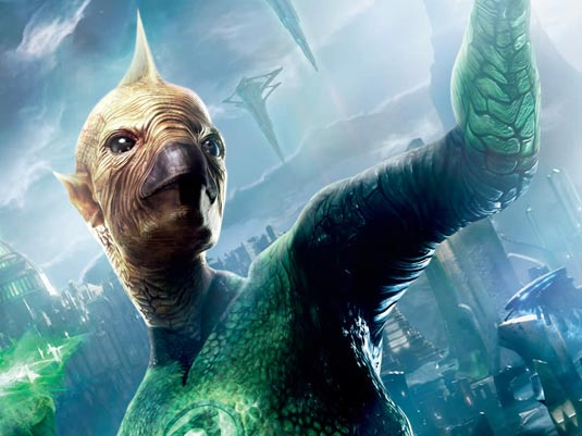 Tomar-Re, Green Lantern