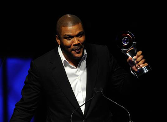 tyler perry star trek. Tyler Perry Both in Front of