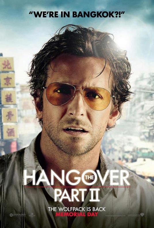 Hangover 2 Poster, Phil (Bradley Cooper)