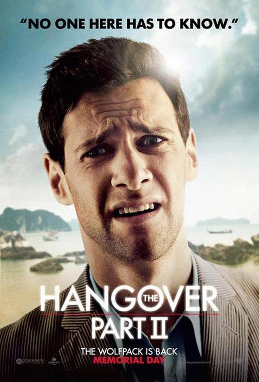 Hangover 2 Poster, Doug (Justin Bartha)