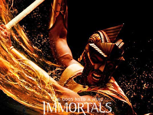 Why Immortals Failed | The official website of Andrew J  Peters