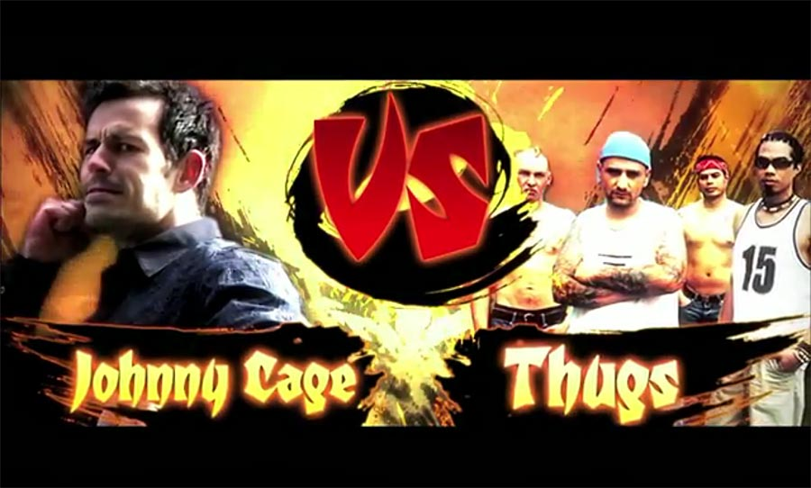 mortal kombat legacy 2011. Mortal Kombat: Legacy Episode