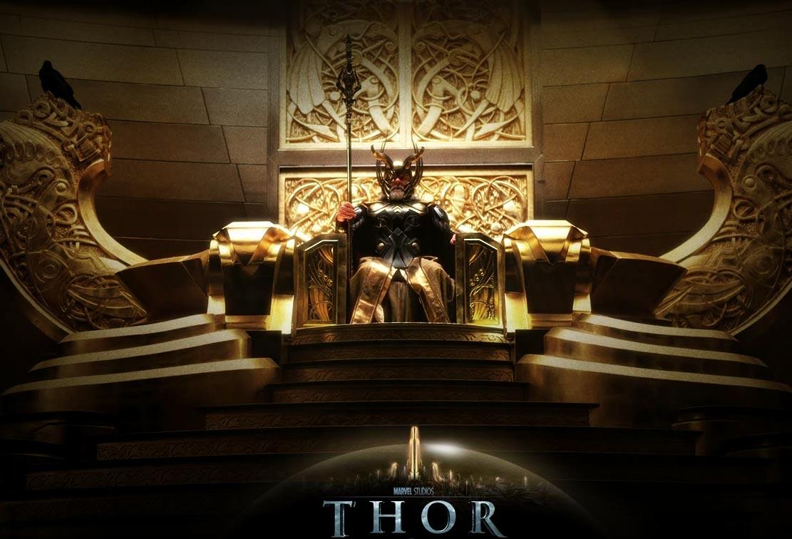 Asgard Thor