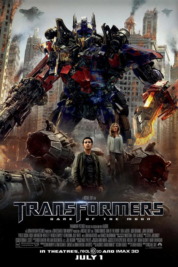transformers 3 poster 2011. New Transformers 3 Poster
