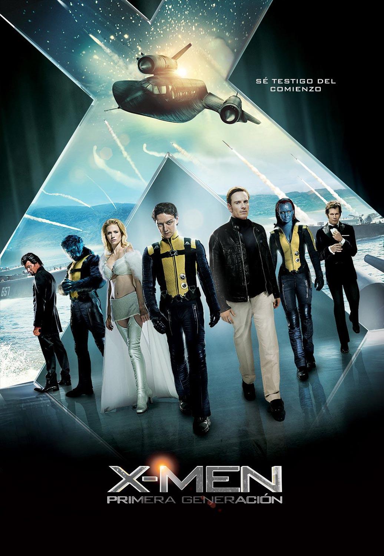 X Men First Class 2 Poster Two New X-Men: First C...