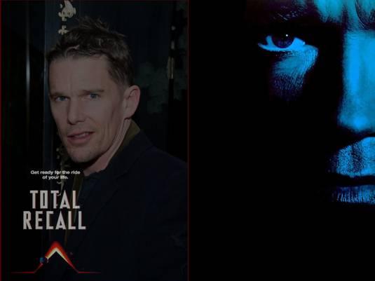 Ethan Hawk, Total Recall Remake