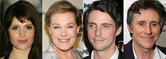 Gemma Arterton, Julie Andrews, Matthew Goode, Gabriel Byrne