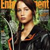 "as Katniss for ""The Hunger Games"""