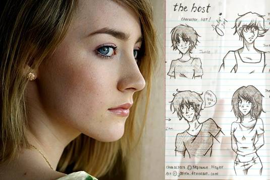 Saoirse Ronan, The Host