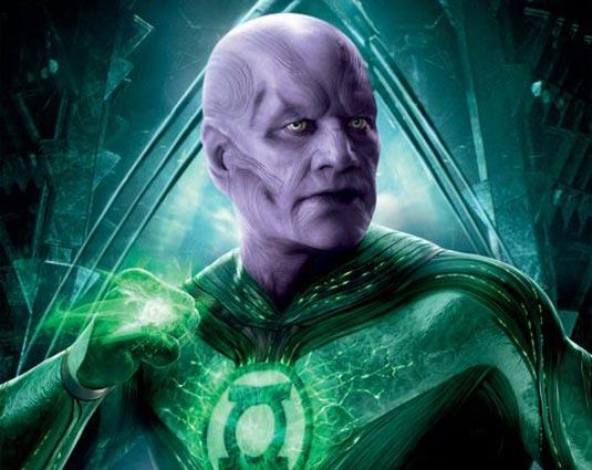 Abin Sur, Green Lantern