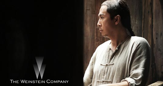 Dragon (Wu Xia) stars Donnie Yen and Takeshi Kaneshiro