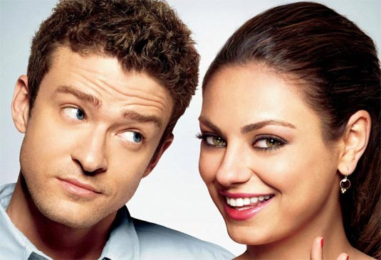Justin Timberlake and Mila Kunis, Friends with Benefits
