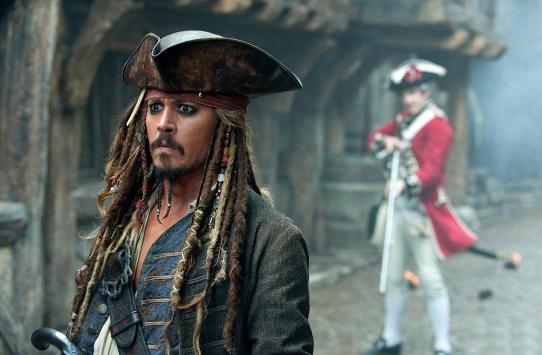 New Pirates Of The Caribbean 4 Featurette Blackbeard