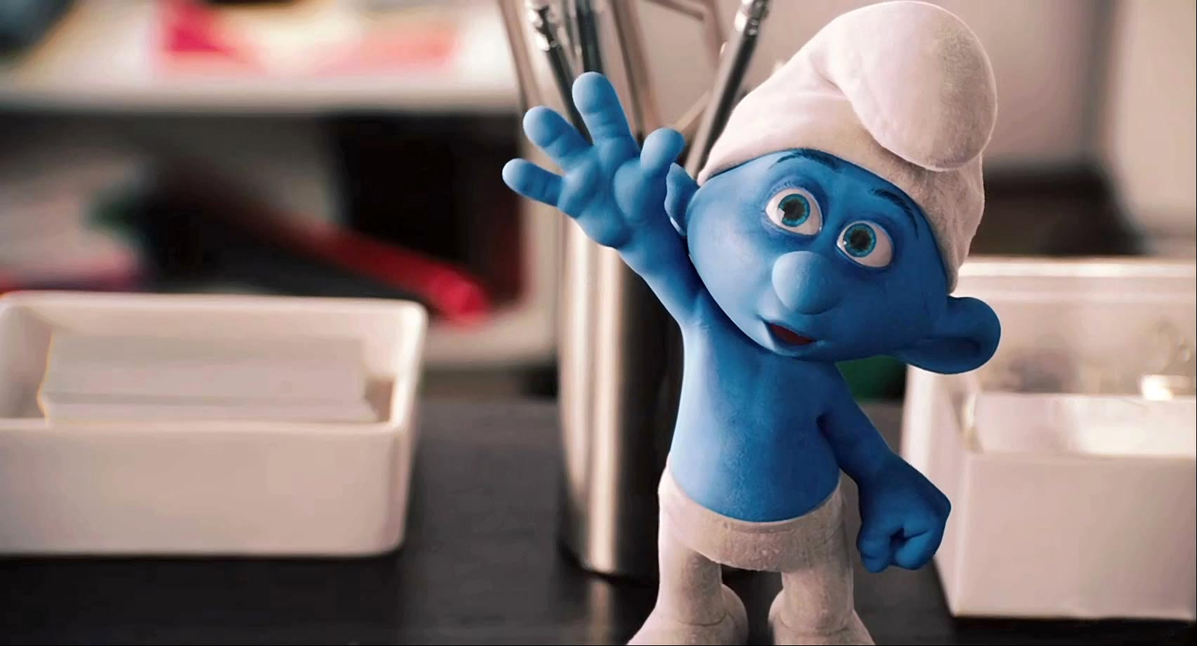 The Smurfs Trailer #2