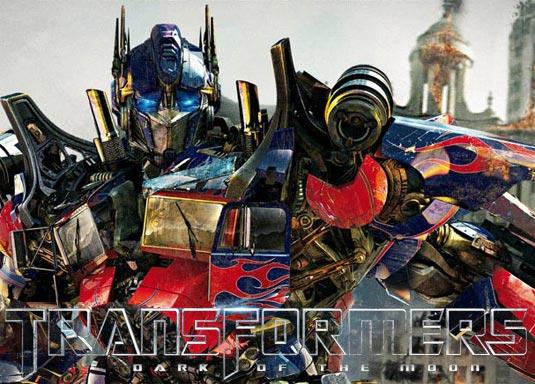 Transformers 3 - Optimus Prime